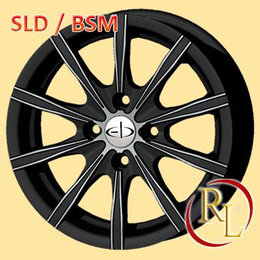Rueda Modelo SLD / BSM