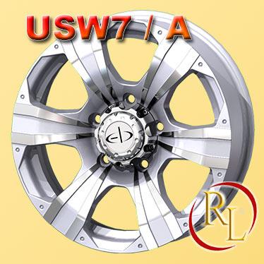 Rueda Modelo USW7 / A