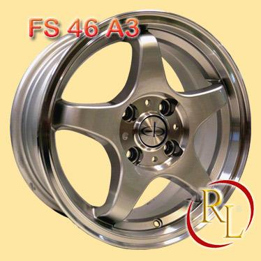 Rueda Modelo FS / A3