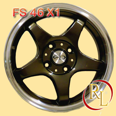 Rueda Modelo FS / X1