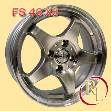 Rueda Modelo FS / X3