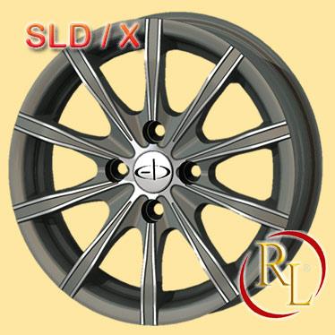 Rueda Modelo SLD / XA