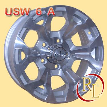 Rueda Modelo USW6 / A