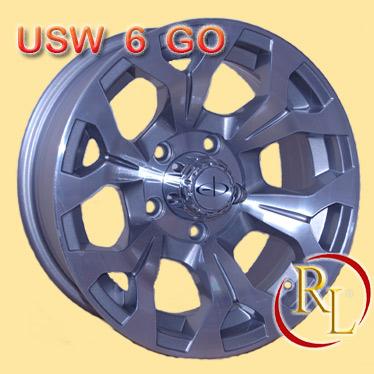 Rueda Modelo USW6 / GO