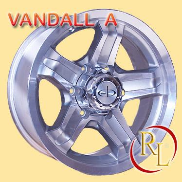 Rueda Modelo VANDALL / A